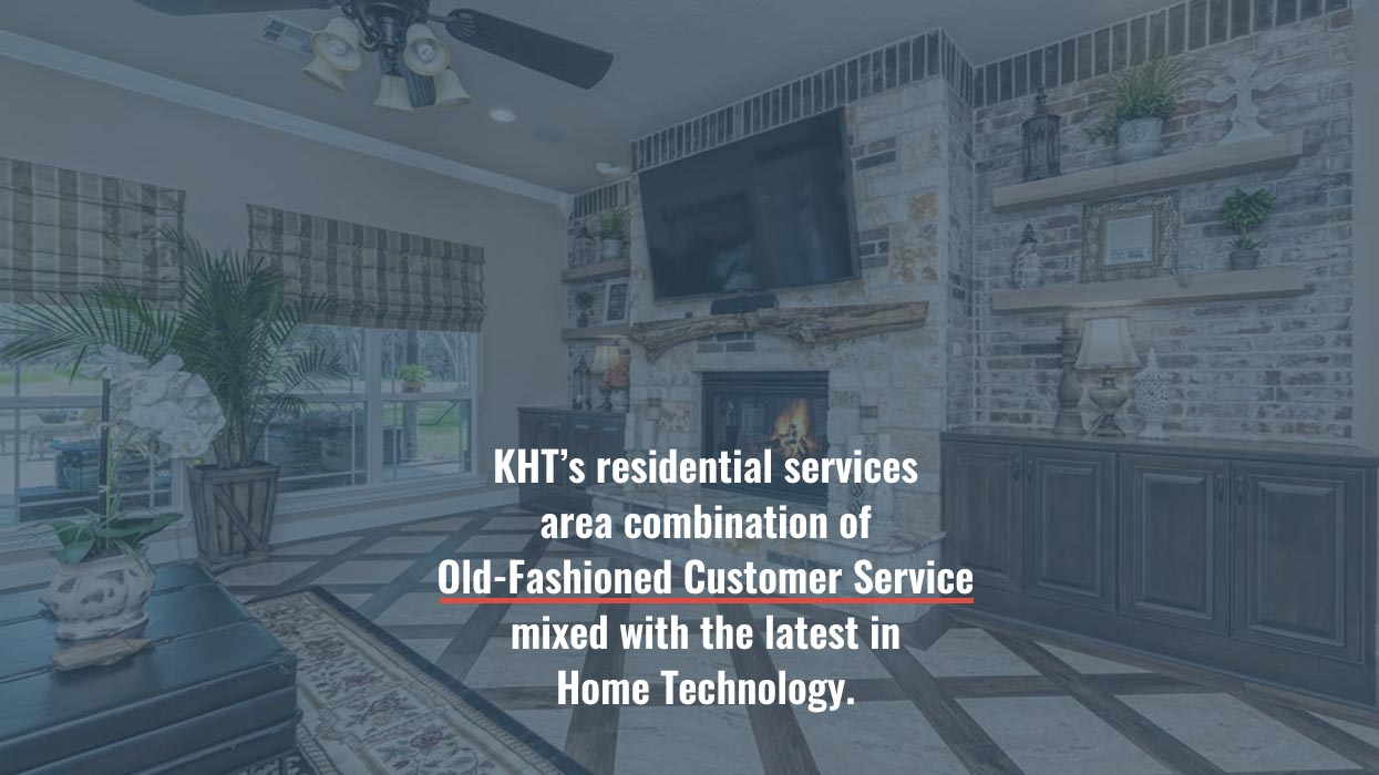 Residential Electronics Specialists